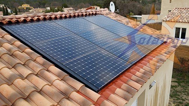 installateur photovoltaique Cannes et clairan dans le Gard